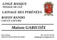Maison Garïcoix