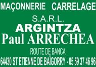 Sarl Argintza
