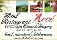 Hôtel Restaurant Arcé