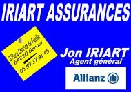 Iriart Assurances